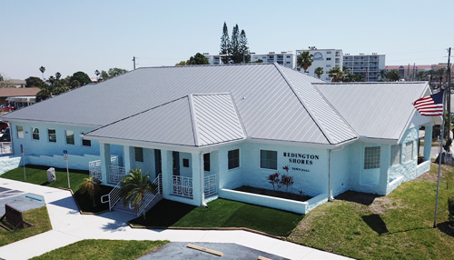 redington shores town hall