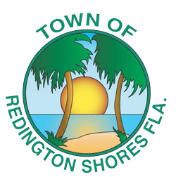 Town of Redington Shores logo