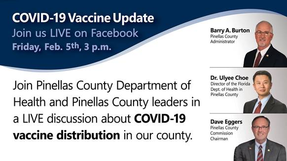 Pinellas County Facebook Event