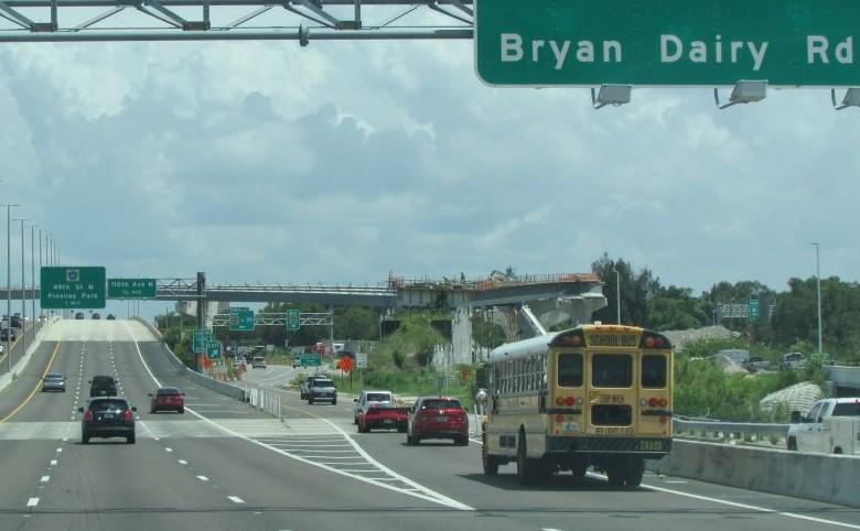 Bryan Dairy Exit